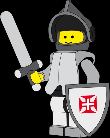 Mascote do 2º TOMARLEGO